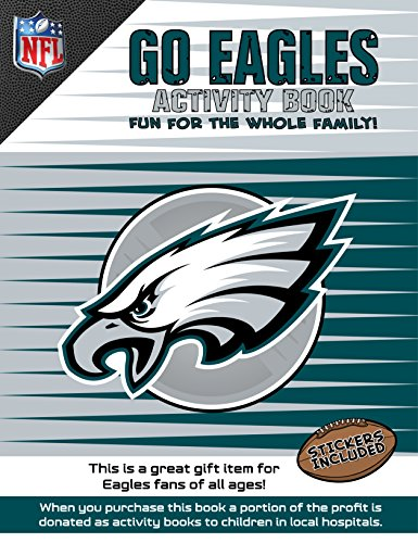 9781941788226: Go Eagles Activity Book (NFL Activity Book)
