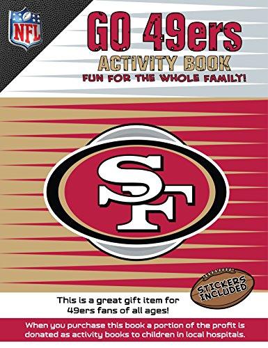 9781941788295: Go 49ers Activity Book (NFL Activity Book)