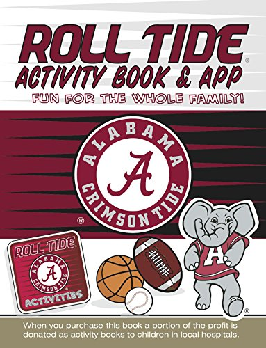 9781941788356: Roll Tide Activity Book and App