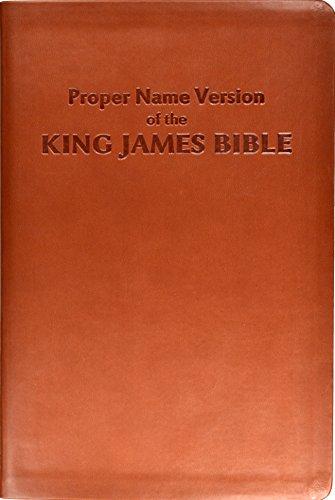 Proper Name Version of the King James: Name Publishers LLC