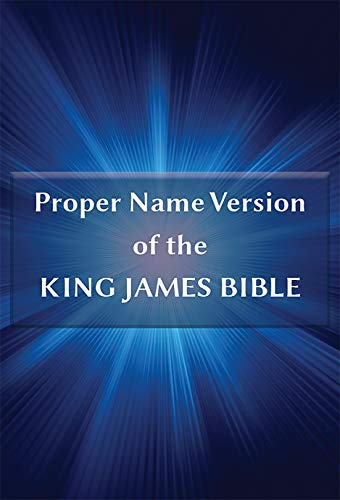 Proper Name Version of the King James