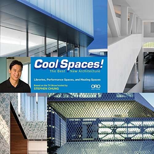 Cool Spaces! /Anglais: Stephen Chung/ Sun J