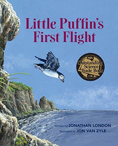 Little Puffin's First Flight: London, Jonathan