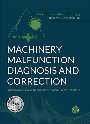 9781941872338: Machinery Malfunction Diagnosis and Correction