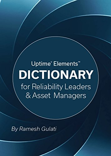 9781941872635: Uptime Elementstm Dictionary For Reliability