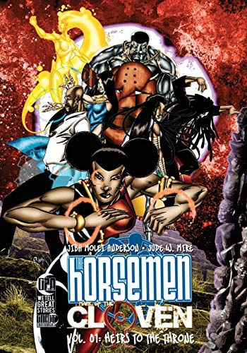 9781941958032: The Horsemen: Mark of the Cloven: Vol. 01 - Heirs to the Throne