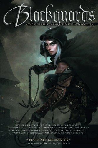 9781941987063: Blackguards: Tales of Assassins, Mercenaries, and Rogues