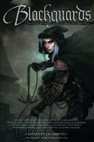 9781941987063: Blackguards: Tales of Assassins, Mercenaries, and Rogues