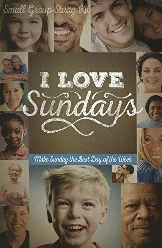 I Love Sundays Church Kit: Make Sunday the Best Day of the Week (Hardback)