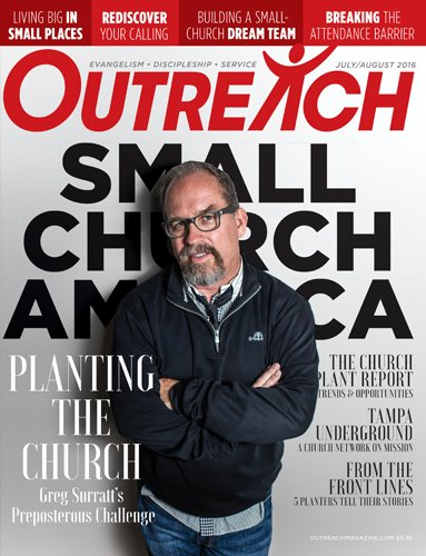 9781942027393: Outreach magazine July/August 2016 (Volume 15, Number 4)
