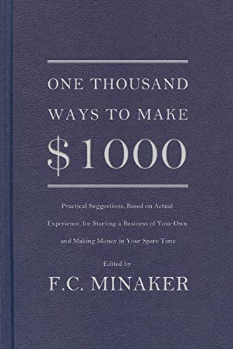 9781942148012: One Thousand Ways to Make $1000