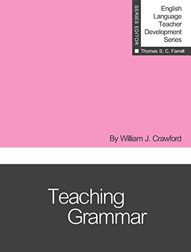 9781942223054: Teaching Grammar (English Language Teacher Development Series)