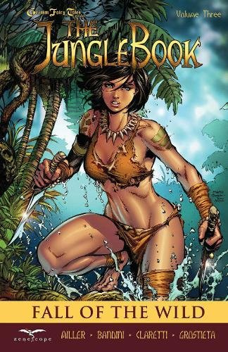 9781942275084: Jungle Book Volume 3: Fall of the Wild