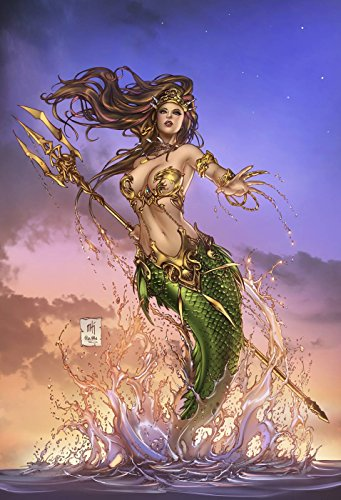 9781942275121: Grimm Fairy Tales Presents: The Little Mermaid (Gft Little Mermaid Tp Vol 01)