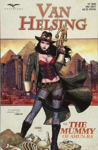 Van Helsing Vs The Mummy Of Amun-Ra