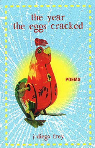 9781942280248: The Year the Eggs Cracked: Poems