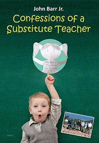 9781942296102: CONFESSIONS OF A SUBSTITUTE TEACHER