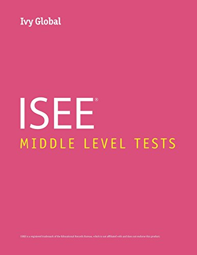 9781942321996: Ivy Global ISEE Middle Level Tests