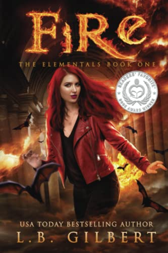 9781942336105: Fire: The Elementals Book One