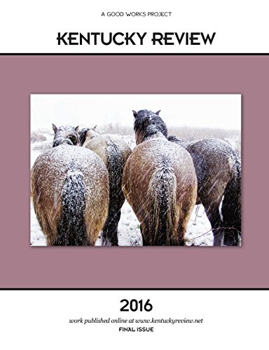 Kentucky Review 2016 (Paperback): Multiple Authors