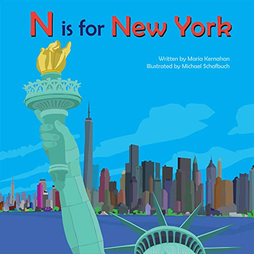 9781942402299: N is for New York (Alphabet Places)