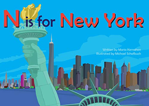 9781942402350: N is for New York (Alphabet Places)