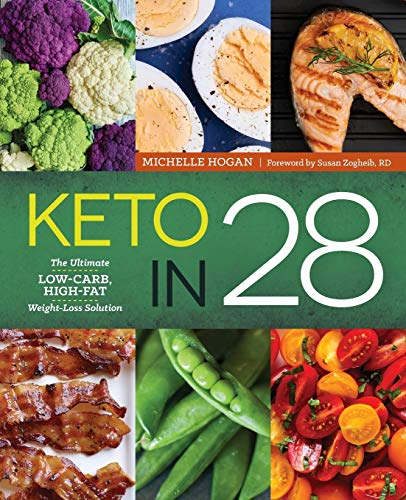 9781942411291: Keto in 28: The Ultimate Low-Carb, High-Fat Weight-Loss Solution