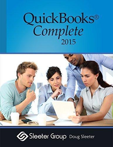 9781942417064: QuickBooks Complete - Version 2015