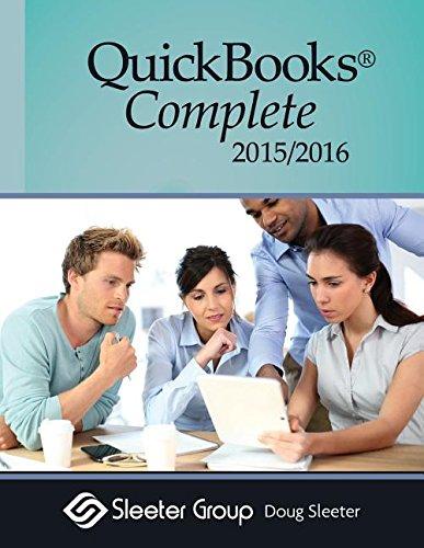 9781942417163: Quickbooks Complete 2015/2016