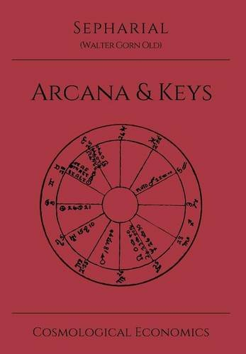 9781942418016: Sepharial's Arcana & Keys
