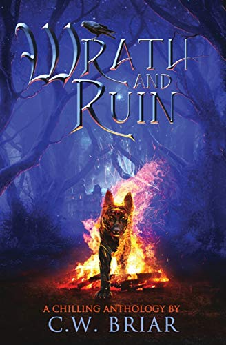9781942462095: Wrath and Ruin: A Chilling Anthology