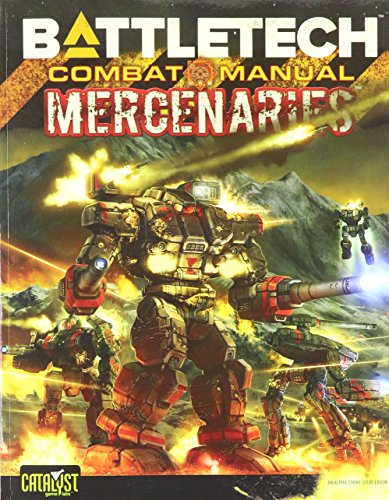 9781942487500: Battletech Combat Manual Mercenaries