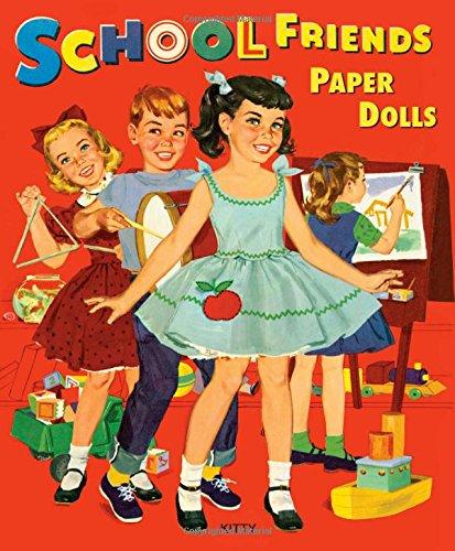 School Friends Paper Dolls: Barbara Briggs