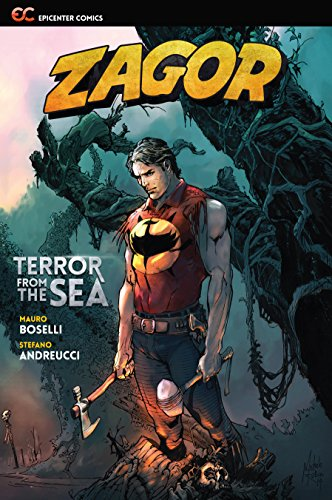 9781942592020: Zagor: Terror from the Sea
