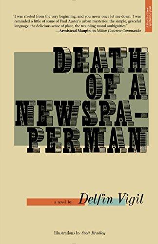 Death of a Newspaperman: A Novel: Vigil, Delfin