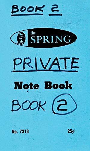 Lee Lozano - Private Book 2 (Paperback)