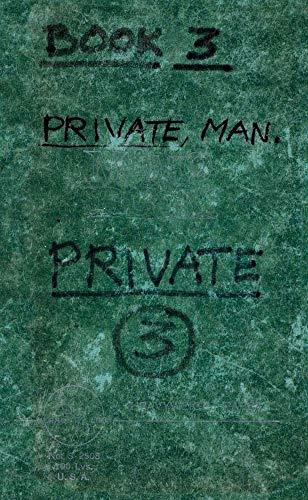 Lee Lozano - Private Book 3 (Paperback)