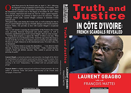 Truth and Justice in Cote D'ivoire: French: Francois Mattei