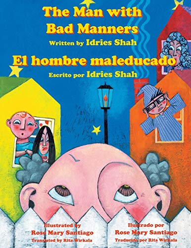 9781942698128: The Man with Bad Manners - El hombre maleducado