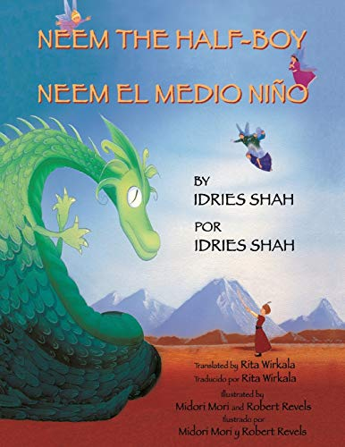 9781942698159: Neem the Half-Boy: Neem el medio niño