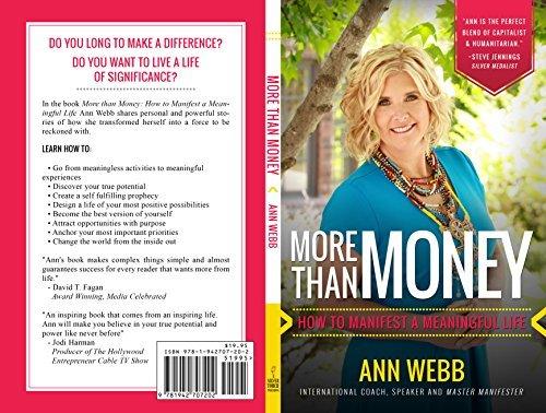9781942707202: More Than Money