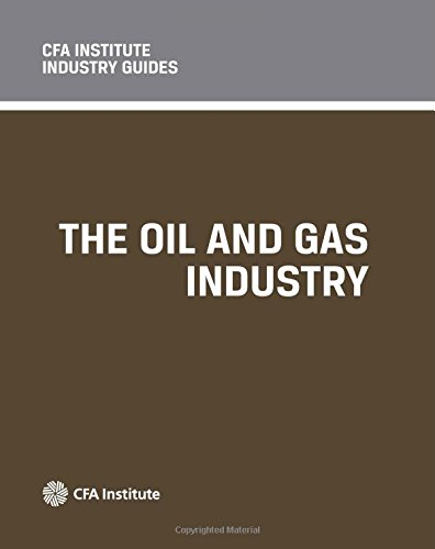 9781942713173: CFA Institute Industry Guides: The Oil and Gas Industry