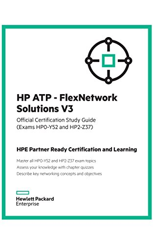 HP Atp - Flexnetwork Solutions V3 Official Certification Study Guide ...