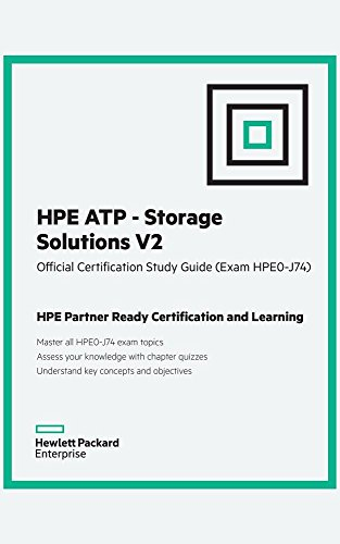9781942741305: HPE ATP Storage Solutions V2 Official Certification ...