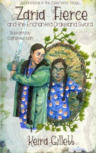 9781942750031: Zaria Fierce and the Enchanted Drakeland Sword (Volume 2)