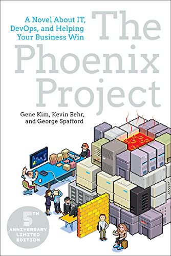 9781942788294: Phoenix Project: A Novel about It, Devops, and Helping Your Business Win