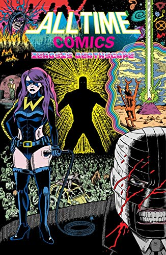 9781942801771: All Time Comics Zerosis Deathscape