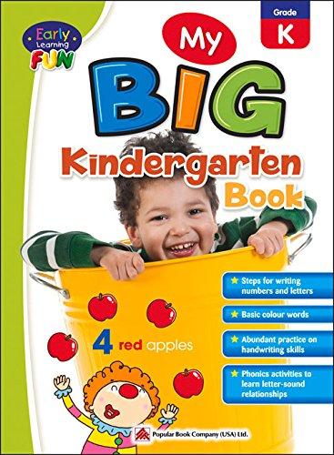 9781942830139: Early Learning Fun – My Big Kindergarten Book (Early Learning Series)
