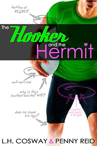 9781942874010: The Hooker and the Hermit