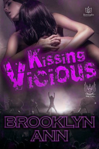 9781942886792: Kissing Vicious (Hearts of Metal) (Volume 1)